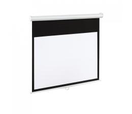 Ekran projekcyjny ART Ekran elektryczny 100' 221x125 16:9 Biały Matowy