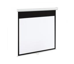 Ekran projekcyjny ART Ekran elektryczny 100' 203x152 4:3 Biały Matowy