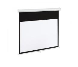 Ekran projekcyjny ART Ekran elektryczny 84' 186x105 16:9 Biały Matowy