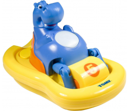 Zabawka do kąpieli TOMY Toomies Pływający hipopotam śpiewak