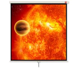 Ekran projekcyjny Avtek Ekran ręczny 133' 270x202,5 4:3 Biały Matowy