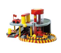 Pojazd / tor i garaż TM Toys Parking+auto Ferrari GT Soft