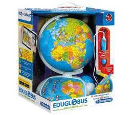 Zabawka edukacyjna Clementoni Interaktywny EduGlobus Poznaj świat