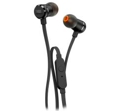 Słuchawki przewodowe JBL T290 Czarne