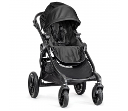 Wózek spacerowy Baby Jogger City Select Black Czarna rama