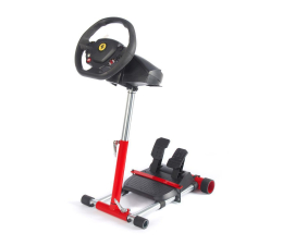 Stojak do kierownicy Wheel Stand Pro Stojak dla THR F458 /Spider/T80/T100/F430 V2 ROSSO