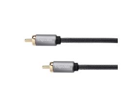 Kabel Kruger&Matz 1RCA-1RCA  0,5m