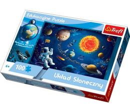 Puzzle dla dzieci Trefl Puzzle edukacyjne - Układ słoneczny
