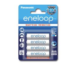 Akumulator uniwersalny Panasonic Eneloop R03/AAA 750 mAh (4 sztuki)