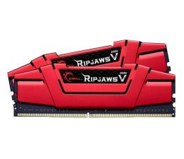 Pamięć RAM DDR4 G.SKILL 32GB (2x16GB) 2400MHz CL15 Ripjaws V Red
