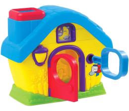 Zabawka dla małych dzieci Dumel Discovery Domek Sorter Kształtów 42460