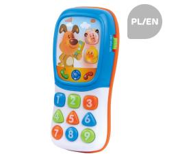 Zabawka dla małych dzieci Dumel Discovery Telefon Zwierzątka 42667
