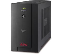 Zasilacz awaryjny (UPS) APC Back-UPS (950VA/480W, 4xFR, RJ-11, USB, AVR)