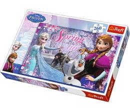 Puzzle dla dzieci Trefl Miłość w Krainie Lodu Frozen