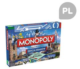 Gra planszowa / logiczna Winning Moves Monopoly Kraków