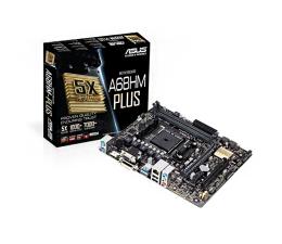 Płyta główna Socket FM2/FM2+ ASUS A68HM-PLUS (A68H PCI-E DDR3)