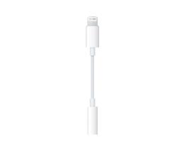 Przejściówka Apple Adapter Lightning - Jack 3.5 mm