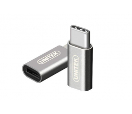 Przejściówka Unitek Adapter micro USB - USB-C