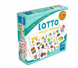 Gra dla małych dzieci Granna Lotto