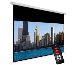Ekran projekcyjny Avtek Ekran elektryczny 86' 190x107 Biały Matowy