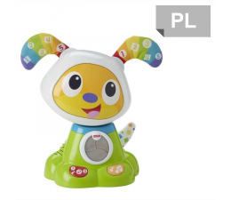 Zabawka dla małych dzieci Fisher-Price Piesek BeBo
