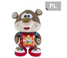 Zabawka dla małych dzieci Chicco Miś podróżnik PL/ANG