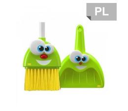 Zabawka dla małych dzieci Dumel Discovery Silly Sam Miotełka 67078