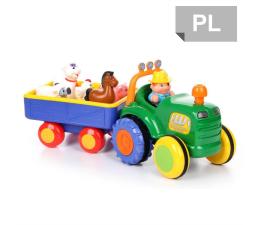 Zabawka dla małych dzieci Dumel Discovery Traktor Farmer 24752