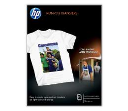 Papier do drukarki HP Papier Iron-On T-Shirt Transfers A4 12 arkuszy