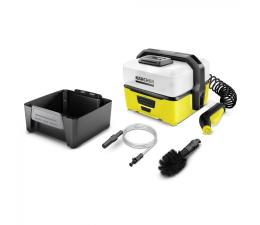 Myjka wysokociśnieniowa Karcher Mobile Outdoor Cleaner OC 3 + Adventure Box