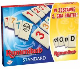 Gra planszowa / logiczna TM Toys Rummikub 2w1