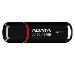 Pendrive (pamięć USB) ADATA 64GB DashDrive UV150 czarny (USB 3.1)