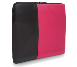 "Etui na laptopa Targus Pulse 13 - 14"" Laptop Sleeve czarno-różowy"