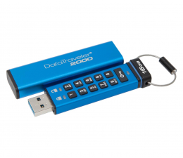 Pendrive (pamięć USB) Kingston 16GB DataTraveler (USB 3.1 Gen 1) 120MB/s