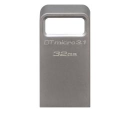 Pendrive (pamięć USB) Kingston 32GB DataTraveler Micro 3.1 (USB 3.1) 100MB/s