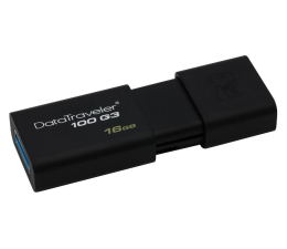 Pendrive (pamięć USB) Kingston 16GB DataTraveler 100 G3 (USB 3.0)