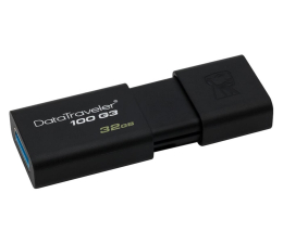 Pendrive (pamięć USB) Kingston 32GB DataTraveler 100 G3 (USB 3.0)