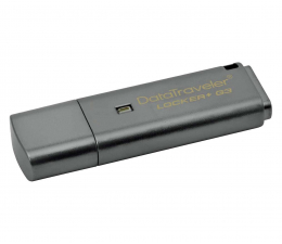 Pendrive (pamięć USB) Kingston 8GB DataTraveler Locker+ G3 (USB 3.0) 80MB/s