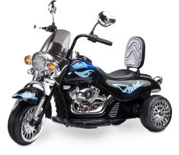 Pojazd na akumulator Toyz Motor Rebel Black