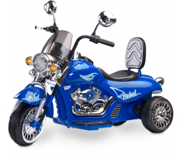 Pojazd na akumulator Toyz Motor Rebel Blue