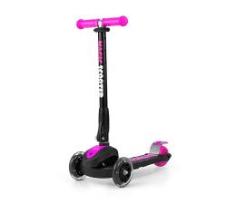 Hulajnoga dla dzieci MILLY MALLY Hulajnoga trójkołowa Scooter Magic różowa