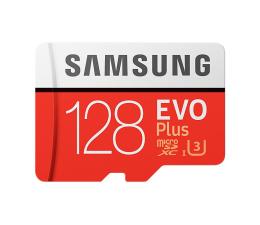 Karta pamięci microSD Samsung 128GB microSDXC Evo Plus zapis 90MB/s odcz 100MB/s