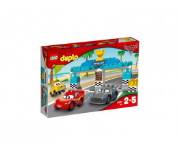 Klocki LEGO® LEGO DUPLO Disney Cars Wyścig o Złoty Tłok