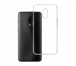 3mk Clear Case do OnePlus 6T (5903108080934)