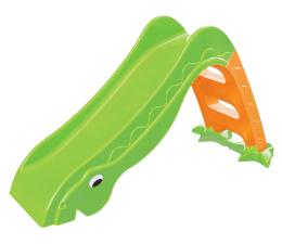 3toysm Zjeżdżalnia Dino 135 cm zielona (70354)