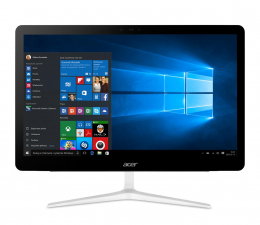 Acer Aspire Z24 i5-7400T/16GB/480/DVD/W10 Touch (DQ.B8UEP.006-480SSD M.2)