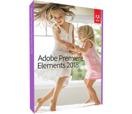 Adobe Premiere Elements 2018 [PL] BOX  (65282075)