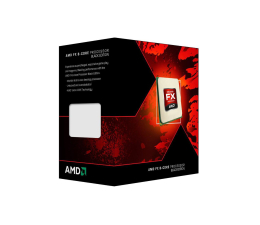 AMD FX-8320 3.50GHz 8MB BOX 125W (FD8320FRHKBOX )