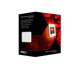 AMD FX-8350 4.00GHz 8MB BOX 125W Wraith (FD8350FRHKHBX)