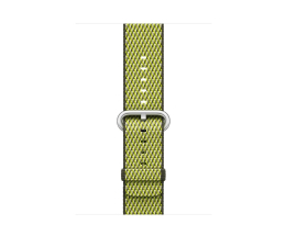 Apple 42mm Woven Nylon Dark Olive Check (MQVQ2ZM/A)